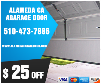 Alameda Garage Door Coupon