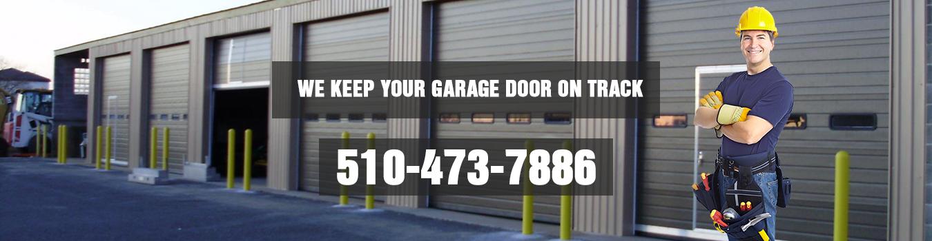 commercial garage door alameda ca